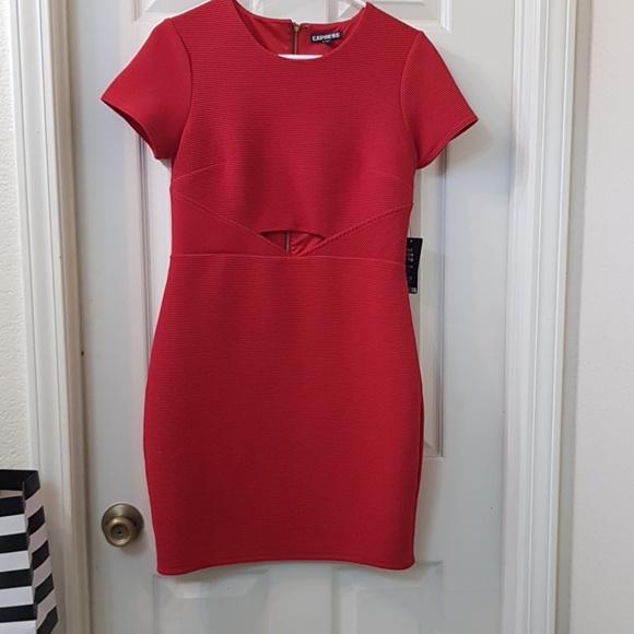 Express Dresses & Skirts - NWT EXPRESS Women's dress-size large